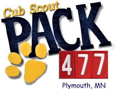 Cub Scout Pack 477 – Plymouth, MN